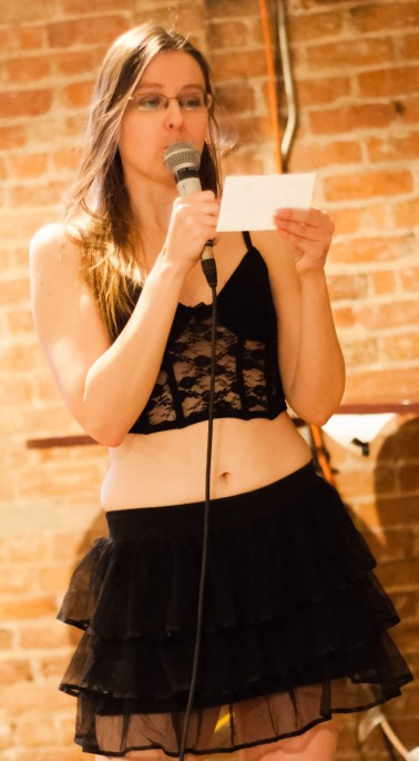 Isabelle Stephen hosts the 7th edition of FYSTT