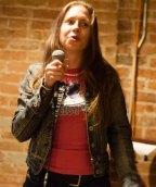 Angie Radczenko shares a story