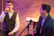 Jonathan Jarry and Dr. Christopher Labos reenact episode one of The Body of Evidence: Medicine that tastes funny.
