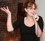 Comedian Sarah Stupar