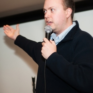 Comedian Jason Hatrick