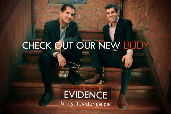 Promo - Check Out Our New Body 300