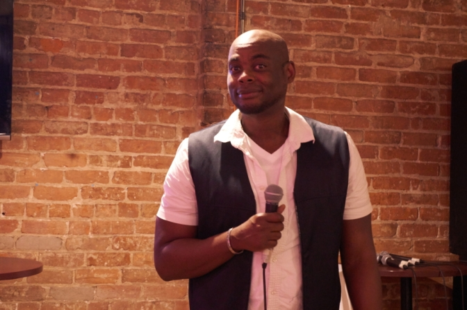 Host Guy Renaud