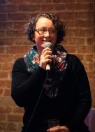 Comedian Gina Granter