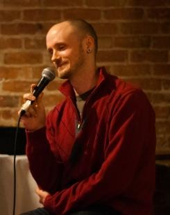 Contestant Geoff