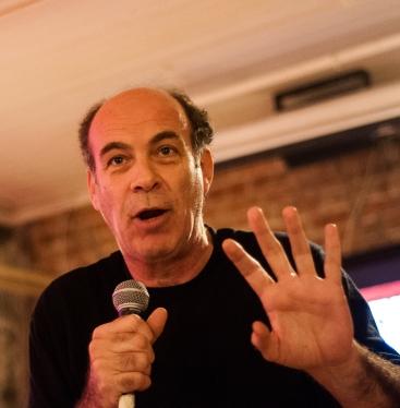 Comedian Karl Knox